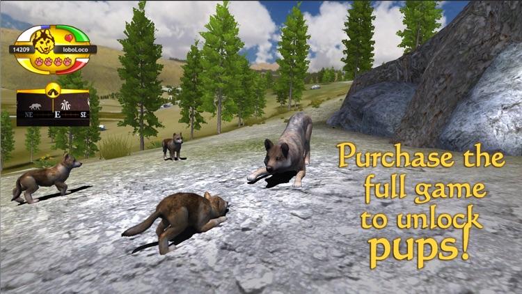 WolfQuest screenshot-3