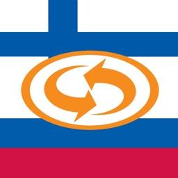 Suomi - venäjä - suomi sanakirja