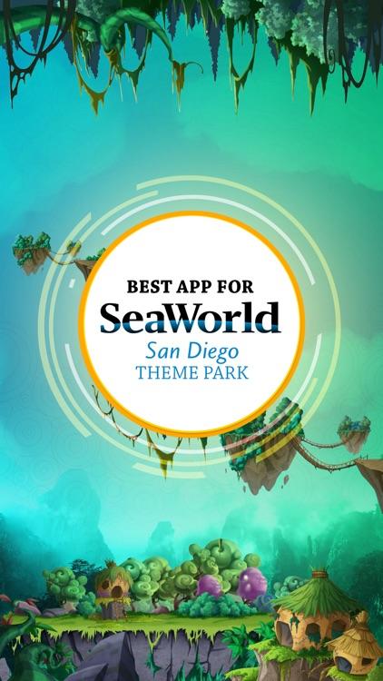 Best App for SeaWorld San Diego Theme Park