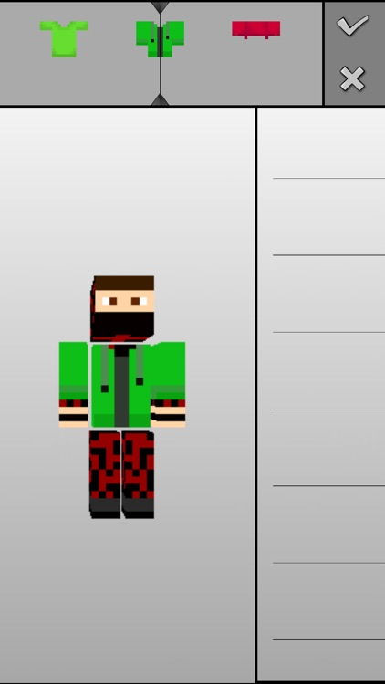 Easy Skin Creator Pro Editor for Minecraft Game