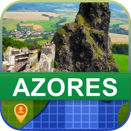 Offline Azores Map - World Offline Maps