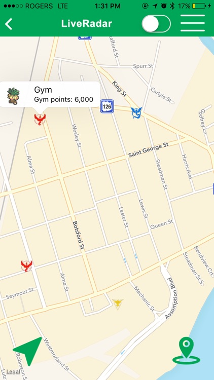 Fake GPS Location for iPhone and iPad screenshot-3