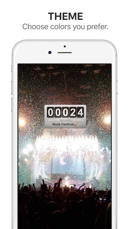 Big Day Lite - Event Countdown screenshot-3
