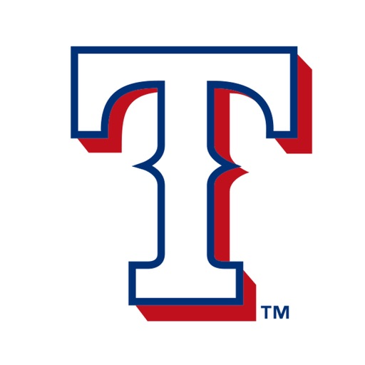 Texas Rangers 2016 MLB Sticker Pack