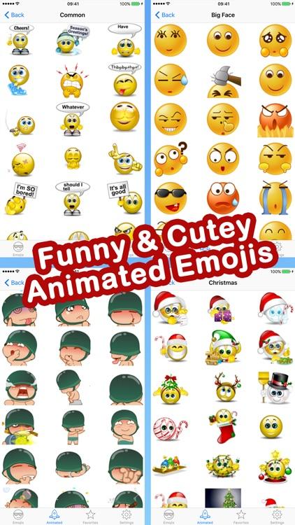 Emoticons Keyboard Pro - Adult Emoji for Texting screenshot-3