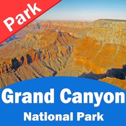 Grand Canyon National Park – GPS Park Map Offline
