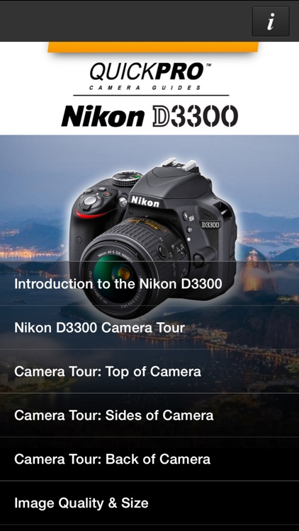 Nikon D3300 HD from QuickPro