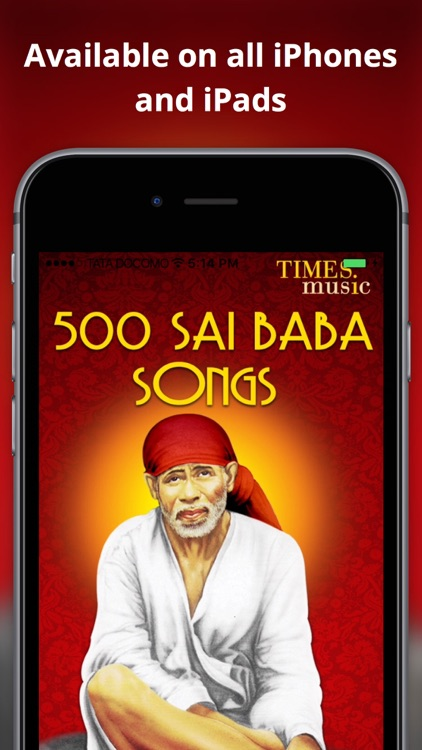500 Sai Baba Songs screenshot-0