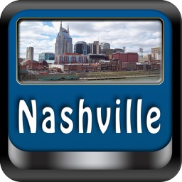 Nashville   Offline Map City Guide