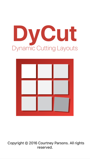 DyCut - Dynamic Cutting Layouts on the App Store