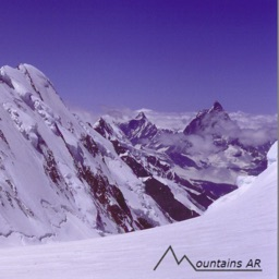 Mountains AR: the augmented reality
