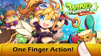 WIND runner adventureのおすすめ画像1