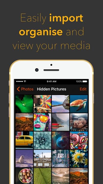 Picture Safe - Hidden photos