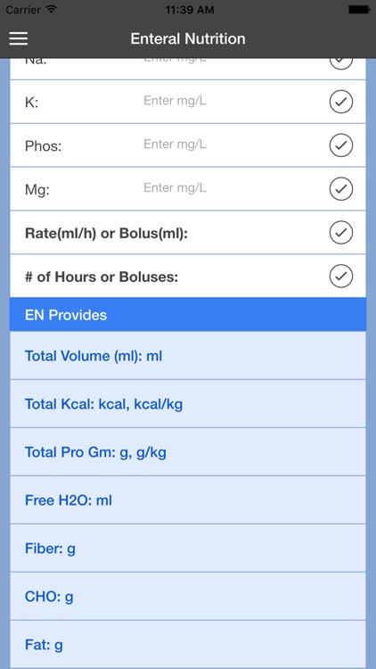 NutriPad screenshot-2
