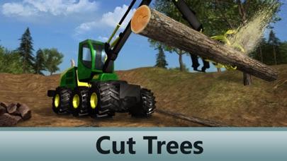 Sawmill Driver Simulator 3D Full Screenshot 2