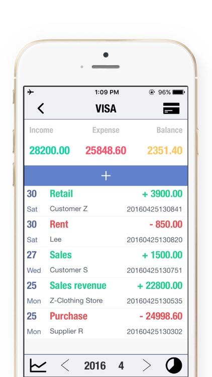 Daily Sales Tracker Pro—Retail  Invoicing Software screenshot-4