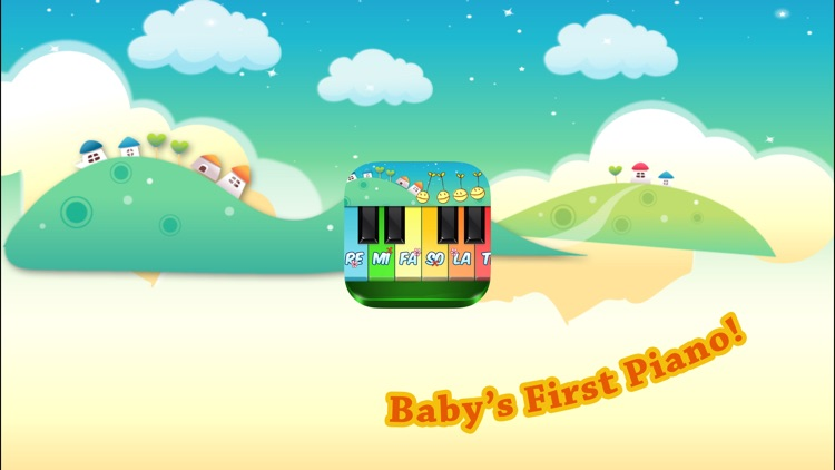 Baby Piano With Nursery Rhymes