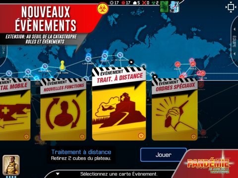 Screenshot #6 pour Pandemic: The Board Game