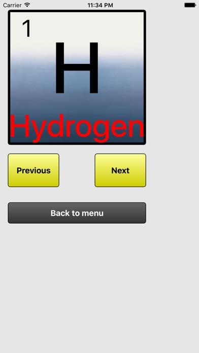 Periodic table of the chemical elements quiz app data review periodic table of the chemical elements quiz app image urtaz Gallery
