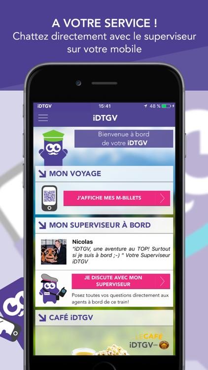 iDTGV : Billets de train au meilleur prix screenshot-4