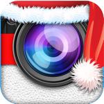 Christmas Me Winter Camera Stickers, Cards Free