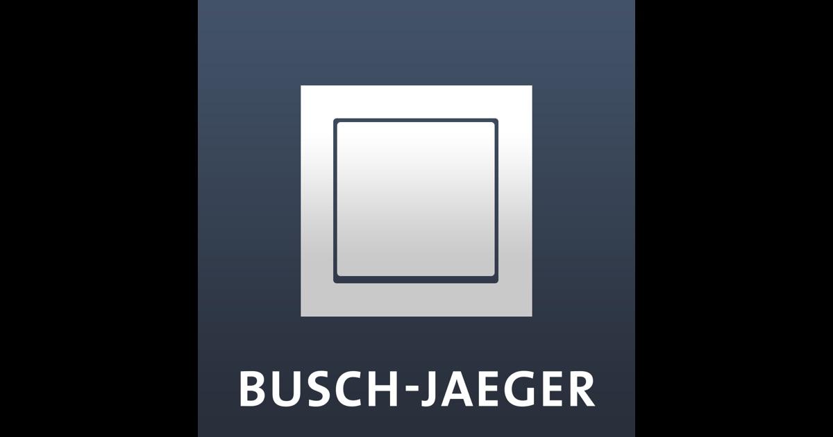 busch jaeger lichtschalter im app store. Black Bedroom Furniture Sets. Home Design Ideas