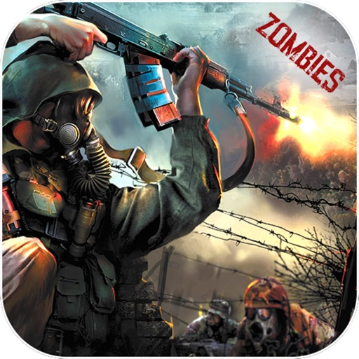 Evil Shooter : Killing The Zombies icon