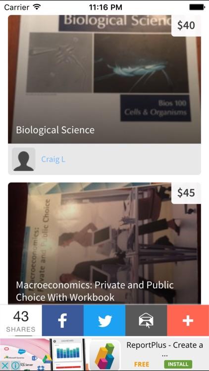 Textbooks To Bucks