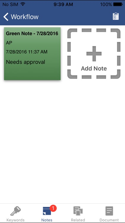 Nautilus® Mobile Access for iPhone screenshot-4