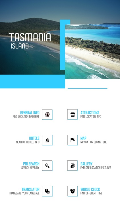 Tasmania Island Tourist Guide screenshot-1