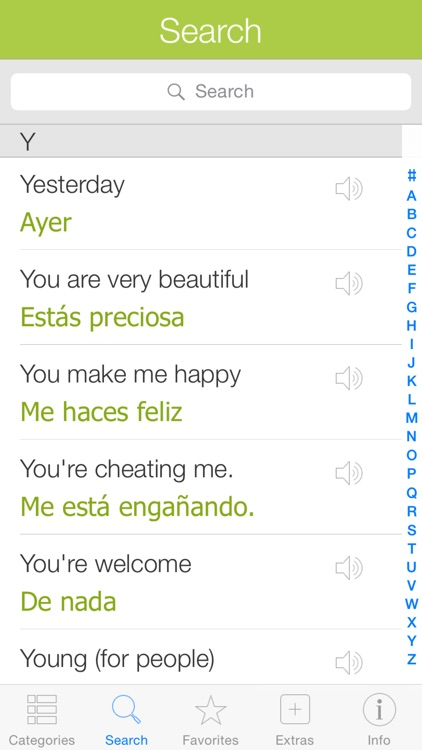 Spanish Pretati - Speak with Audio Translation screenshot-3
