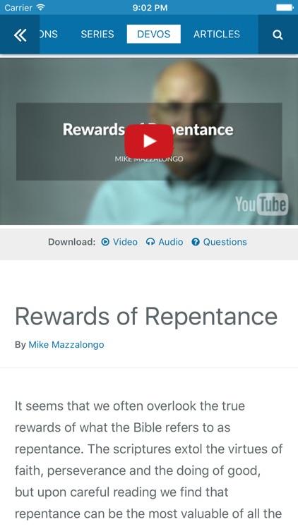Church of Christ Videos - BibleTalk.tv screenshot-4