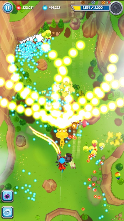 Bloons Supermonkey 2 screenshot-0