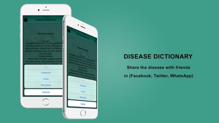 Best Disease Dictionary Offline screenshot-3