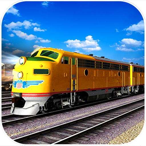 Fast Train Drive : Real Simulator 2016