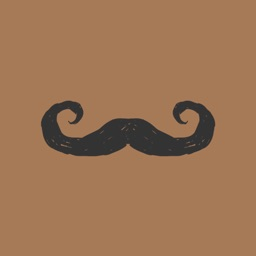Like a Sir Moustache Stickers