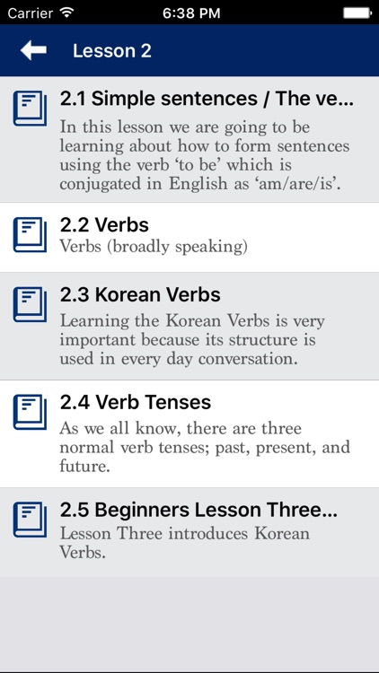 Korean Grammar - Improve your skill