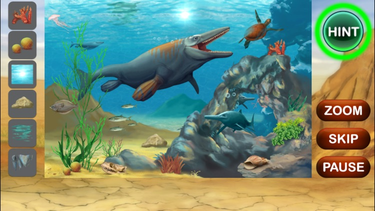 Dinosaurs Hidden Objects screenshot-4
