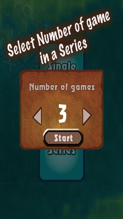 A1 Tic Tac Toe Puzzle screenshot-3