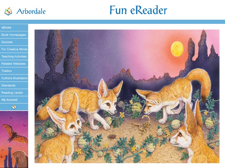 Fun eReader Picture Books