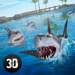 Monster Shark Huntin Safari Fishing Simulator Full