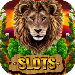 Jungle Wild Animal Casino Slots Machines!