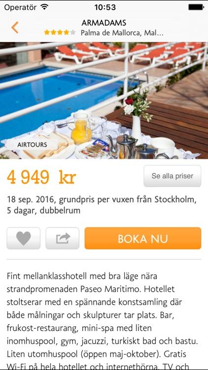 Reseguiden.se Charter screenshot-4