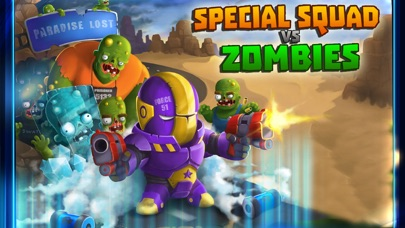 Zombies Dead Frontier Vs Special Squad heroes Pro-1