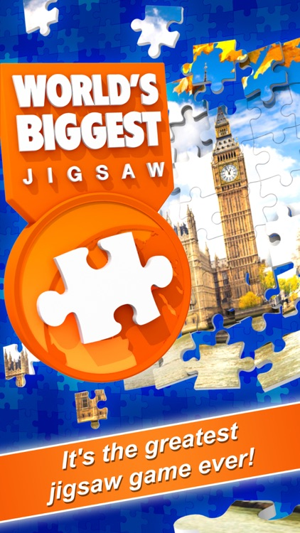 Jigsaw : World's Biggest Jig Saw Puzzle