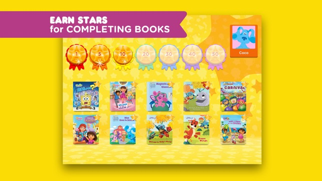 Nick Jr. Books – Read Interactive eBooks for Kids on the App Store
