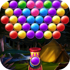 Activities of Bubble Camp Fun for Christmas Game