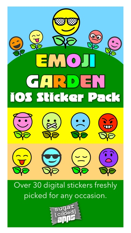 Emoji Garden screenshot-0
