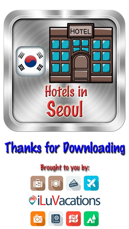 Hotels in Seoul, South Korea+