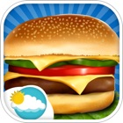 Sky Burger Maker Cooking fever - Kids Games icon